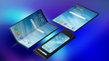 कोरियन कंपनी ने लॉन्च किया अपना नया  Samsung Galaxy Foldable Smartphone, जानें खास फीचर्स और कीमत