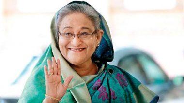 बांग्लादेश की पीएम शेख हसीना का भारत दौरा, रवाना होने से पहले इमरान खान ने फोन कर पूछा हालचाल