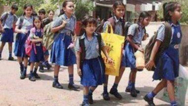 मध्य प्रदेश: सागर में स्कूल की 29 छात्राओं के होमवर्क न करने पर टीचर ने छड़ी से की पिटाई, हथेलियों में आई सूजन