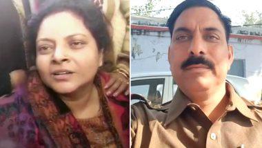 बुलंदशहर हिंसा: इंस्पेक्टर सुबोध सिंह की पत्नी का आरोप, कहा- मेरे पति साजिश का शिकार हुए, पहले भी हुए थे हमले
