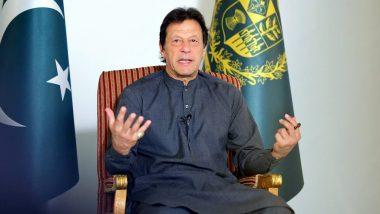 पाक PM इमरान खान ने भारत सरकार पर साधा निशाना, लगाया शांति प्रस्तावों को ठुकराने का आरोप