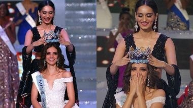 Miss World 2018: मानुषी छिल्लर ने Vanessa Ponce de Leon को पहनाया मिस वर्ल्ड 2018 का ताज, देखें फोटोज