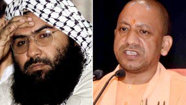 राम मंदिर विवाद: आतंकी अजहर की धमकी के बाद, योगी का पलटवार, कहा- तुम्हारे मालिक भी नहीं बचा पाएंगे