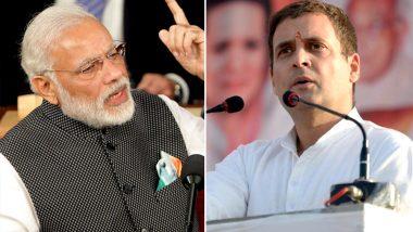 सर्जिकल स्ट्राइक: राहुल गांधी ने जनरल हुड्डा के बयान को लेकर PM मोदी पर कसा तंज, कहा-  Mr 36 ने सेना का इस्तेमाल किया