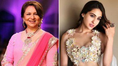 सारा अली खान को लेकर दादी शर्मिला टेगौर ने दिया बड़ा बयान