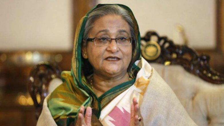 बांग्लादेश की पीएम शेख हसीना ने कहा- सीएए भारत का 'आंतरिक मामला' है