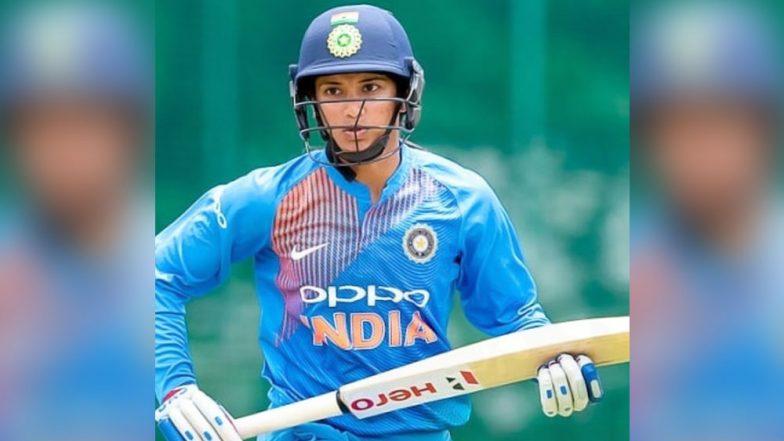 चोटिल बल्लेबाज स्मृति मंधाना की जगह पूजा वस्त्राकर को मिली टीम इंडिया में जगह