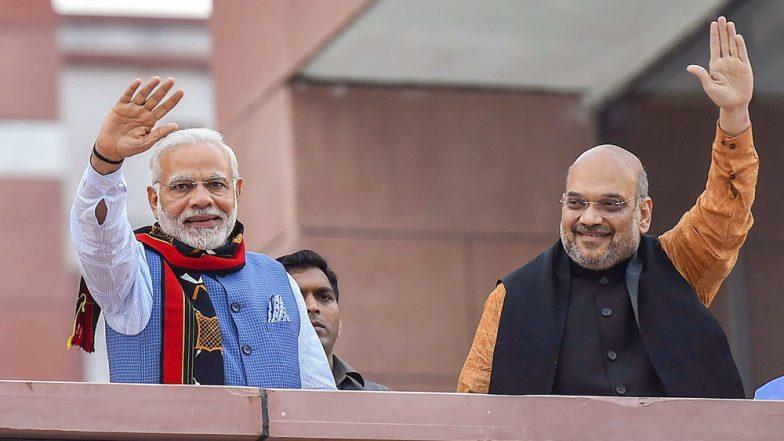 लोकसभा चुनाव 2019: बीजेपी ने जारी की 184 उम्मीदवारों की पहली लिस्ट, पीएम मोदी वाराणसी से तो अमित शाह गांधीनगर से लड़ेंगे चुनाव