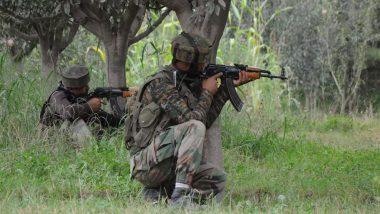 पुलवामा हमले के बाद सेना जुटी आतंकियों के सफाए में, सोपोर में 2-3 आतंकियों को घेरा- मुठभेड़ जारी