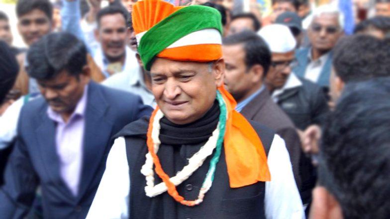 राजस्थान: अशोक गहलोत के माथे पर लगा 'राजतिलक', बनेंगे सूबे के CM; सचिन पायलट होंगे डेप्युटी सीएम
