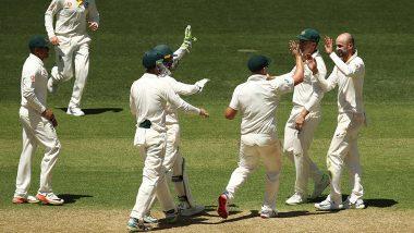 India vs Australia 1st Test: ऑस्ट्रेलिया ने चाय तक बनायें 4 विकेट पर 117 रन