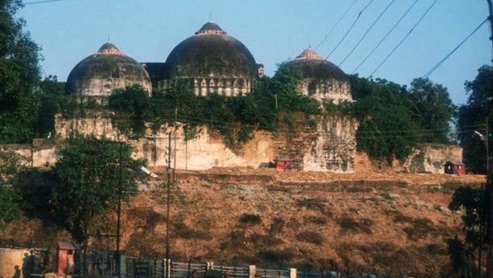 अयोध्या जमीन विवाद: 'राम लला विराजमान' के वकील ने कहा- मस्जिद बनाने के लिए मंदिर गिराया गया