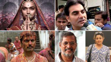 Top Controversies 2018: बॉलीवुड के इन बड़े विवादों ने फिल्म इंडस्ट्री में इस साल मचाया बवाल