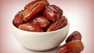 Ramadan 2021: रमजान में खाए जाते हैं ये विभिन्न प्रकार के खजूर, जानें कौन से डेट्स एनीमिया और कब्ज के लिए हैं फायदेमंद