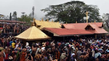 सबरीमाला मंदिर: ट्रांसजेंडर समुदाय के 4 सदस्य को लोगों ने प्रवेश से रोका, किया उपहास