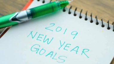 New Year 2019: नए साल के आते ही खुद से किए ये वादे अक्सर भूल जाते हैं लोग, जानें वो 5 न्यू ईयर रेजोल्यूशन?