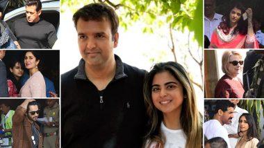Isha Ambani-Anand Piramal Pre-Wedding: मुकेश अंबानी की बेटी की प्री- वेडिंग समारोह के लिए उदयपुर पहुंचे सलमान खान-आमिर खान समेत सभी बड़े स्टार्स, अमरीका से भी आईं खास मेहमान