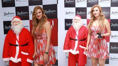 बिग बॉस कंटेस्टेंट जसलीन मथारू ने इस तरह मनाया क्रिसमस का त्योहार, देखें तस्वीरें और वीडियो
