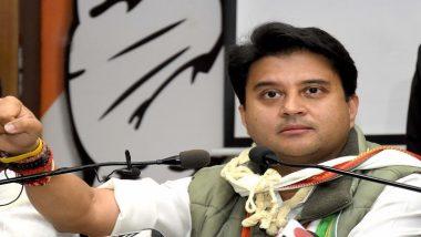 कांग्रेस में इस्तीफे का दौर जारी, ज्योतिरादित्य सिंधिया ने छोड़ा महासचिव पद