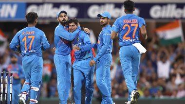 Live Cricket Streaming and Score India vs Australia 1st ODI Match: भारत बनाम ऑस्ट्रेलिया 2019 के पहले वनडे मैच को आप Sony Liv पर देख सकते हैं लाइव