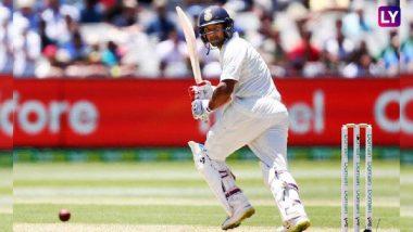 IND vs WI 2nd Test 2019: पहली पारी में अर्द्धशतक लगाने के बाद मयंक अग्रवाल ने पिच को लेकर दिया बड़ा बयान