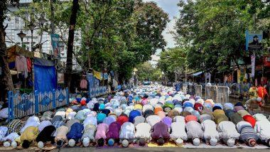 उत्तर प्रदेश: नोएडा में पार्क में नमाज पढ़ने पर रोक, पुलिस ने कंपनियों को भेजा नोटिस