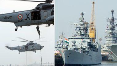 Navy Day 2018:  जानें भारतीय नेवी का गौरवशाली इतिहास