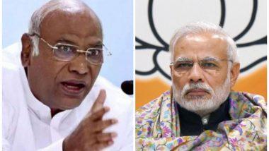 राफेल सौदा: कांग्रेस नेता मल्लिकार्जुन खड़गे का बयान, कहा- मोदी सरकार ने CAG के बारे में SC को गुमराह किया, मांगे माफी