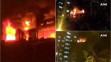 मुंबईः तिलक नगर के सरगम सोसाइटी में लगी भीषण आग, पांच की मौत, दो घायल