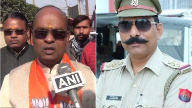 बुलंदशहर हिंसा: बीजेपी विधायक का देवेंद्र सिंह लोधी का बड़ा दावा, इंस्पेक्टर सुबोध ने खुद को मारी थी गोली