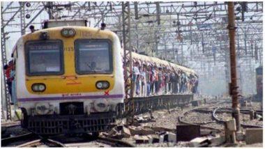 मुंबई: मानखुर्द स्टेशन के पास पटरी पर लेटा था युवक, मोटरमैन ने तेज स्पीड से आ रही ट्रेन को रोक कर बचाई जान
