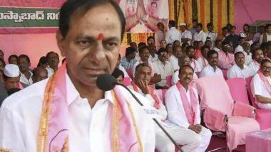 तेलंगाना: TRS ने ठुकराया BJP का प्रस्ताव, कहा- हमें किसी के साथ की जरूरत नहीं, अपने दम पर बनाएंगे सरकार
