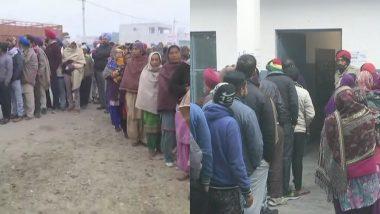 Punjab Panchayat Election 2018: पंजाब में पंचायत चुनावों के लिए मतदान शुरू, 8,000 उम्मीदवारों की किस्मत का आज होगा फैसला