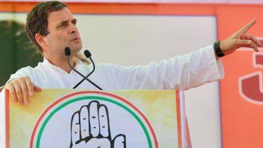 तेलंगाना विधानसभा चुनाव 2018: राहुल गांधी ने टीआरएस और बीजेपी के खिलाफ खोला मोर्चा, कहा- अहंकार और भ्रष्टाचार से लोग परेशान