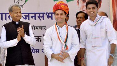 राजस्थान: पायलट या गहलोत कौन बनेगा CM, दोनों दिल्ली रवाना- राहुल गांधी आज कर सकते हैं ऐलान