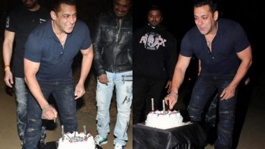 सलमान खान के 53वें जन्मदिन पर फिल्मी सितारों ने दी बधाई