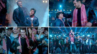 Zero New Song ISSAQBAAZI: आया गया फिल्म 'जीरो' से शाहरुख-सलमान का ये ग्रैंड सॉन्ग, देखें Video