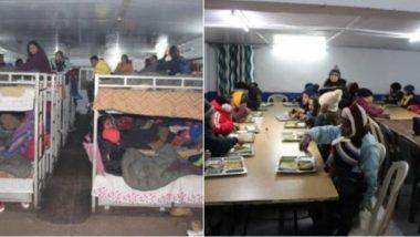 भारतीय सेना के जवानों ने बचाई 2500 पर्यटकों की जान, भारी बर्फबारी के बीच नाथुला के पास सिक्किम में फंसे से थे हजारों यात्री