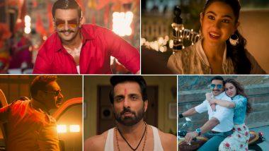 SIMMBA TRAILER: संग्राम भालेराव बने रणवीर सिंह को मिला सिंघम अजय देवगन का साथ, सारा अली खान भी हैं लाजवाब