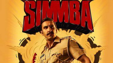 TamilRockers पर लीक हुई रणवीर सिंह-सारा अली खान स्टारर 'सिम्बा', फ्री डाउनलोड के जरिए दिया पायरेसी को बढ़ावा