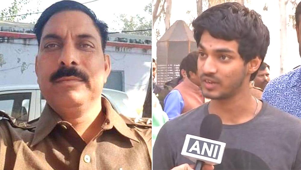 बुलंदशहर हिंसा: इंस्पेक्टर सुबोध कुमार सिंह के बेटे ने कहा- मेरे पिता की जान हिंदू-मुस्लिम के झगड़े ने ले ली