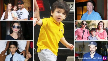 In Pics: तैमूर अली खान की Pre-Birthday Party में स्टार किड्स ने मचाया धमाल, गिफ्ट में मिली ये शानदार चीज