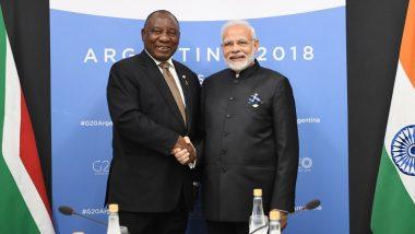 ट्रंप के इनकार के बाद द.अफ्रीकी राष्ट्रपति सिरिल रामफोसा होंगे गणतंत्र दिवस के चीफ गेस्ट, भारत के न्योते को किया स्वीकार