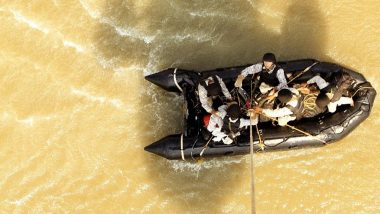 मेघालय: इंडियन नेवी के गोताखोर भी हुए संयुक्त अभियान में शामिल, 15 सदस्यीय टीम डाइविंग उपकरण लेकर पहुंची