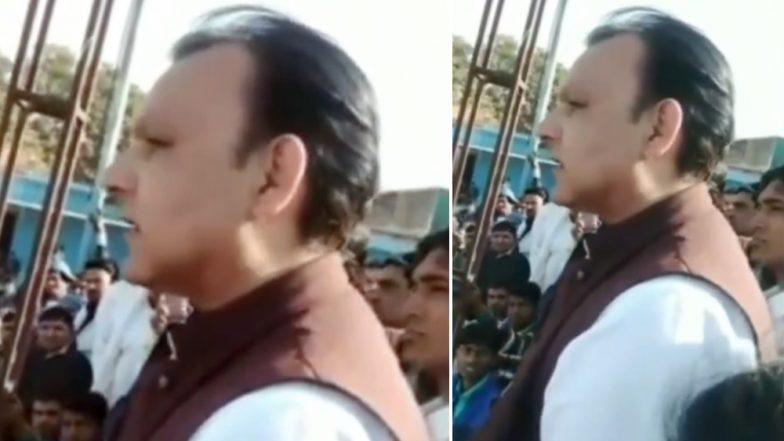 बीएसपी नेता जगत सिंह ने पीएम मोदी को दी धमकी, कहा-'पत्थर का जवाब AK-47 से देता हूं