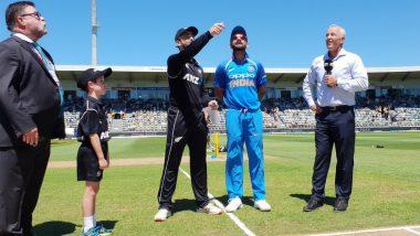 India vs New Zealand 1st ODI Live Cricket Score: यहां देखें IND vs NZ के आज के मैच का लाइव क्रिकेट स्कोर