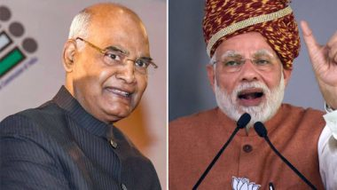 राष्ट्रपति कोविंद और पीएम मोदी ने राष्ट्रपिता महात्मा गांधी को पुण्यतिथि पर दी श्रद्धांजलि