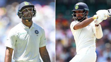 India vs Australia 4th Test: चेतेश्वर पुजारा और हनुमा विहारी ने दिखाया शानदार खेल, भारतीत टीम बढ़ी विशाल स्कोर की तरफ