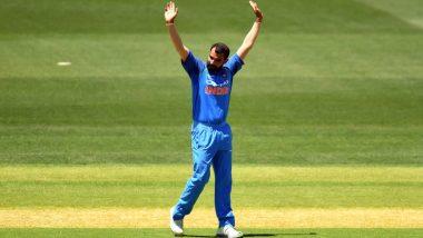ICC Cricket World Cup 2019: वेस्टइंडीज के खिलाफ मैच में भारतीय गेंदबाज मोहम्मद शमी ने बनाया ये बड़ा रिकॉर्ड
