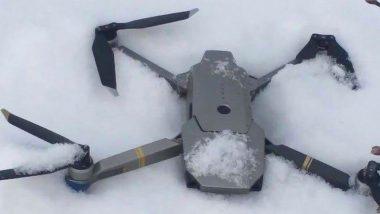 पाकिस्तानी सेना का दावा- हमने LoC पर भारत के 'जासूसी ड्रोन' को मार गिराया, फोटो भी किया शेयर